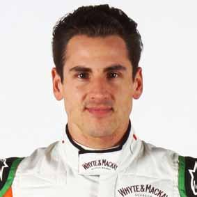 Force India F1 Team (14) Adrian Sutil Rajthely: 15.