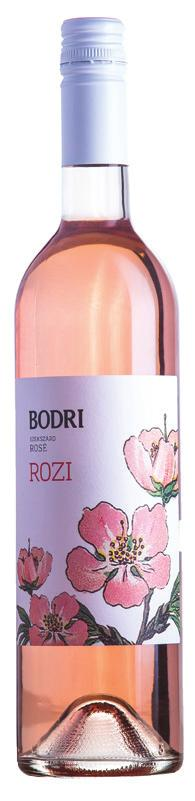 This noble rosé wine comes from the most precious vineyard of the family winery. A rich, characteristic rosé wine with fine fruity aromas produced from late harvested, ripen grapes.