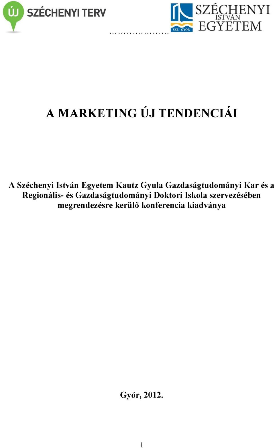 baa14ed318c2 A MARKETING ÚJ TENDENCIÁI - PDF
